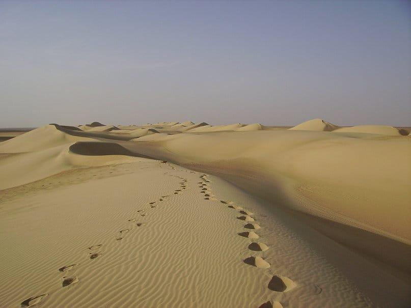 sand essay
